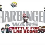 Valiant Goes Old School with 8-Bit HARBINGER WARS: BATTLE FOR LAS VEGAS