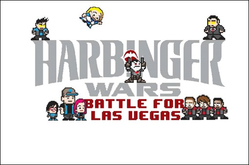 Harbinger Wars: Battle for Las Vegas
