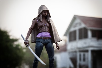 The Walking Dead Series 3 Action Figures - MICHONNE