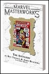 MARVEL MASTERWORKS: THE AVENGERS VOL. 5 TPB — VARIANT EDITION VOL. 54 (DM ONLY)