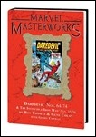 MARVEL MASTERWORKS: DAREDEVIL VOL. 7 HC — VARIANT EDITION VOL. 198 (DM ONLY)