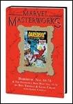 MARVEL MASTERWORKS: DAREDEVIL VOL. 7 HC — VARIANT EDITION VOL. 198 (DM ONLY)
