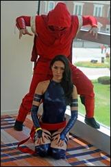 Psylocke & the Hand Ninja