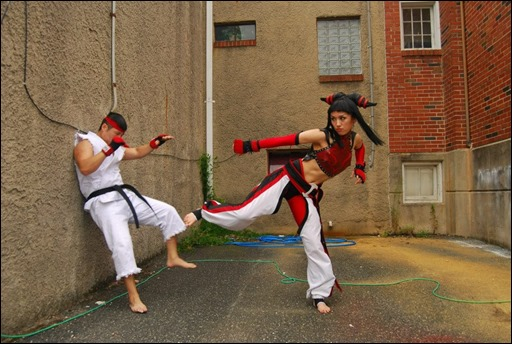 Street Fighter Cosplay
