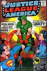 Justice League of America #69
