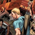 Preview: Archer & Armstrong #9 (Valiant)