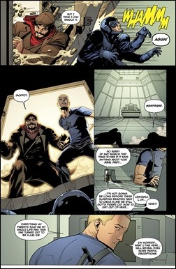 Archer & Armstrong #10 Preview 3
