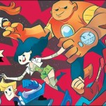 Preview: Bravest Warriors #7 by Joey Comeau & Mike Holmes