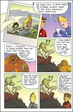 Bravest Warriors #7 Preview 4