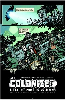 The Colonized #1 Preview 6