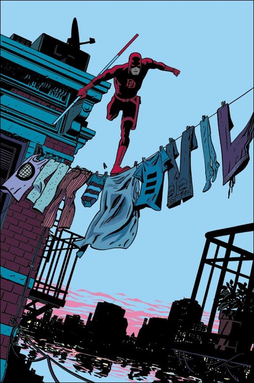 Daredevil #26 Cover
