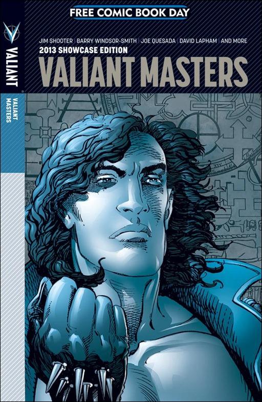 Valiant Masters: 2013 FCBD Showcase Edition