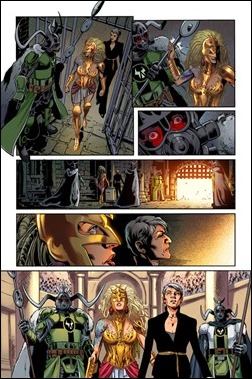 Fearless Defenders #4AU Preview 5