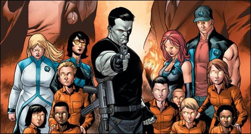 Harbinger Wars #2