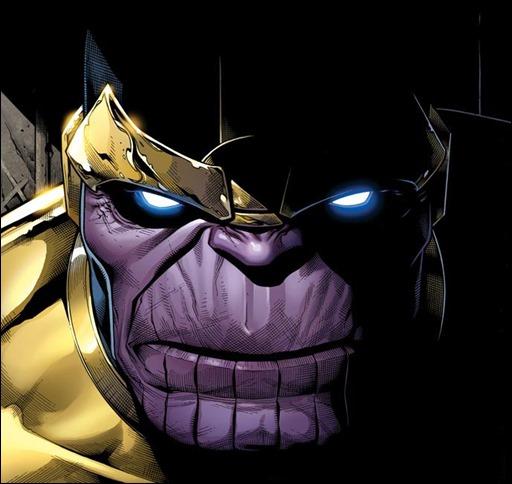 Marvel's INFINITY