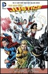 JUSTICE LEAGUE VOL. 3: THRONE OF ATLANTIS HC