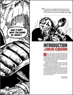 Judge Dredd: The Complete Carlos Ezquerra, Vol. 1 Preview 4