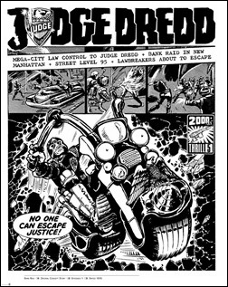 Judge Dredd: The Complete Carlos Ezquerra, Vol. 1 Preview 5