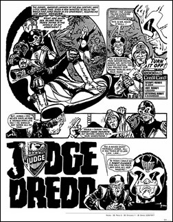 Judge Dredd: The Complete Carlos Ezquerra, Vol. 1 Preview 10