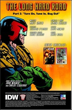Judge Dredd: Year One #2 Preview 1