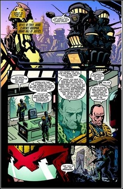 Judge Dredd: Year One #2 Preview 2