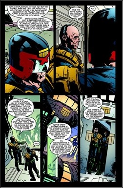 Judge Dredd: Year One #2 Preview 7