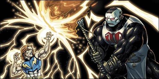 LEGION OF SUPER-HEROES #22