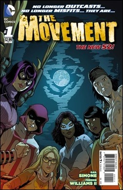 The Movement #1 Cover