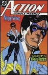 NIGHTWING: OLD FRIENDS, NEW ENEMIES TP