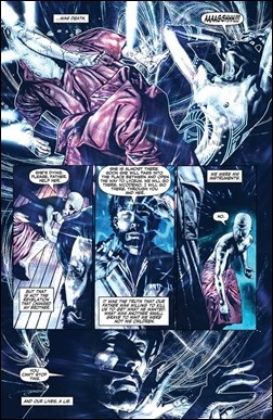 Shadowman #0 Preview 3