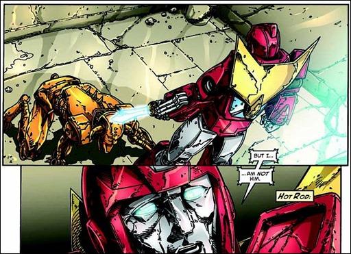 Transformers Regeneration One #90