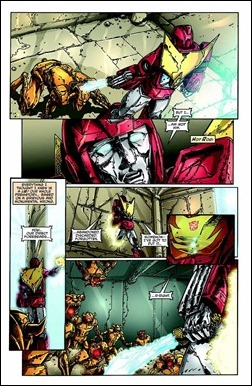 Transformers Regeneration One #90 Preview 3