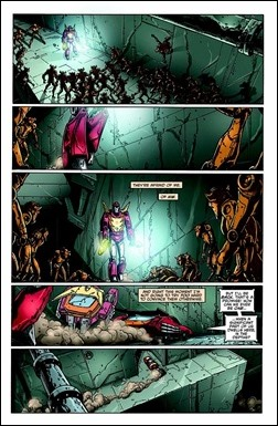 Transformers Regeneration One #90 Preview 4
