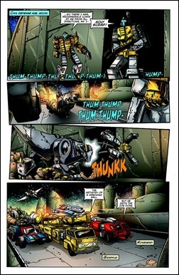 Transformers Regeneration One #90 Preview 5