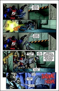 Transformers Regeneration One #90 Preview 7