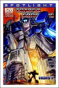 Transformers Spotlight: Hoist Cover