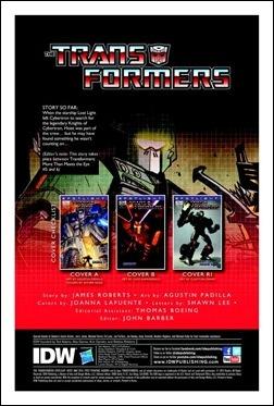 Transformers Spotlight: Hoist Preview 1