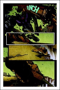 Transformers Spotlight: Hoist Preview 4