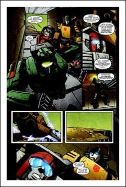 Transformers Spotlight: Hoist Preview 5