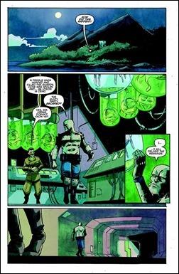 Teenage Mutant Ninja Turtles Villain Microseries #1 (of 4): Krang Preview 2