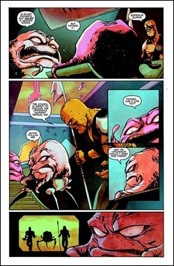 Teenage Mutant Ninja Turtles Villain Microseries #1 (of 4): Krang Preview 5