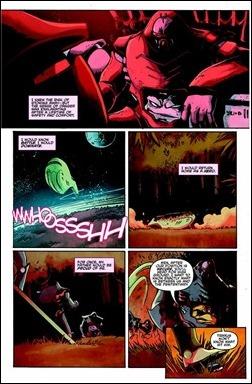 Teenage Mutant Ninja Turtles Villain Microseries #1 (of 4): Krang Preview 8
