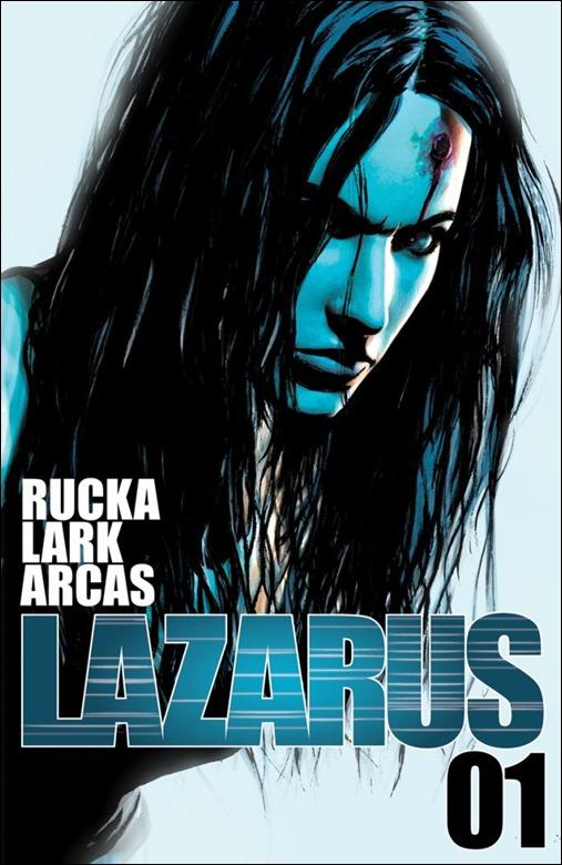 Lazarus #1 Cover