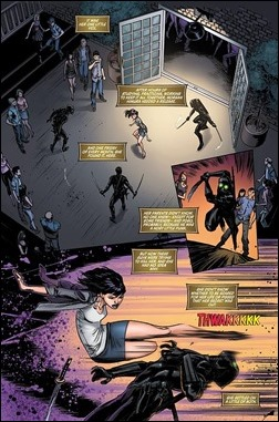 Legend Of The Shadow Clan #4 Preview 1