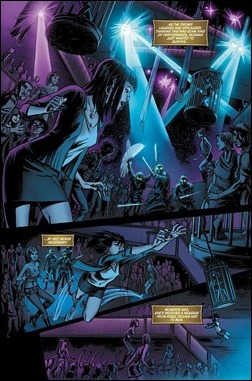 Legend Of The Shadow Clan #4 Preview 3