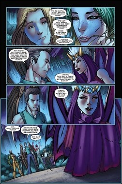 Soulfire (Vol. 4) #5 Preview 2