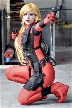 Alexia Jean Grey as Lady Deadpool