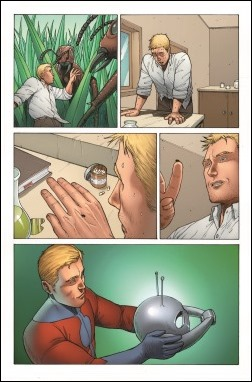 Age of Ultron #10A.I. Preview 3