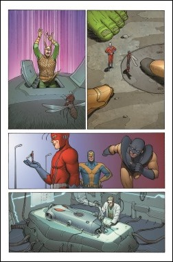 Age of Ultron #10A.I. Preview 4