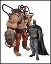 BATMAN: ARKHAM ASYLUM BANE VS. BATMAN ACTION FIGURE 2-PACK
